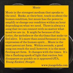 #music, #powerful, #strong, #artform, #soul, #amplify, #change, #ourcondition, #song, #connect, #mood, #lyrics, #melodies, #rhythms, #alive, #morethansound, #expression, #human, #spirit, #necessary, #potent, #thetimes, #flashing, #spark, #light, #excites