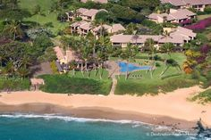 Aerial Photo Of Ekahi Village Maui Wedding Maui Hawaii Maui