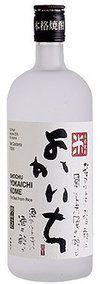 shochu - easy to tip back 'japanese vodka'