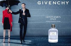 """Perfumes para hombre 2013: """"Gentlemen Only"""" de Givenchy"""