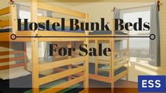 increased demand leads to hostel bunk beds for sale