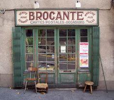 brocante | Ma Maison: LO STILE BROCANTE