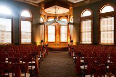 Gorgeous! #purpleorangewedding  #oldredcourthouse #dallasweddingvenue Old Red Courthouse wedding in Dallas, TX #wedding