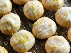 Coconut Lime Butter Cookies #Dessert #ThePioneerWoman