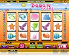 Beachfront is New 5 Reel Video Slot machine with pay lines of 25 and spin the wheel by wagering your liked amount.