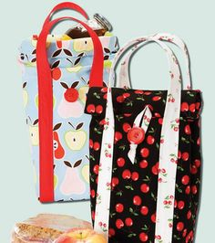 Cute-Enough-To-Eat Lunch Bags