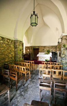 St. Tugal's Chapel, Herm