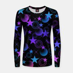 Stars 'n Stuff Pattern Women sweater, Live Heroes Hoodies, Sweatshirts, Sweaters For Women, Stars, Tank Tops, Live, Stylish, Swimwear, Pattern