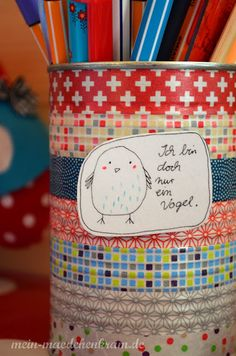 Washi Tape ideas for children Tapas, Diy For Kids, Crafts For Kids, Zoe S, Craft Projects, Projects To Try, Bored Kids, Diy And Crafts, Paper Crafts