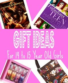 Best Gifts For 14 Year Old Girls In 2014
