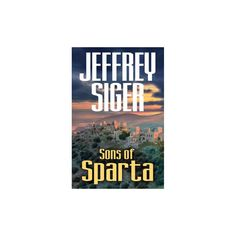Sons of Sparta (Large Print) (Paperback)
