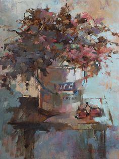 A Painter's Progress Ingrid Christensen