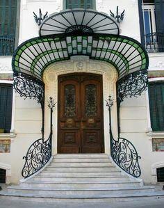 Villa Pappone, stile Liberty,  Napoli, Campania
