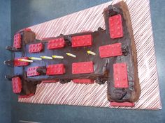 Isaac's 7th Birthday cake