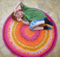 I love this rug!