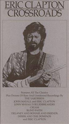 "Eric Clapton ""Crossroads"" 1988"