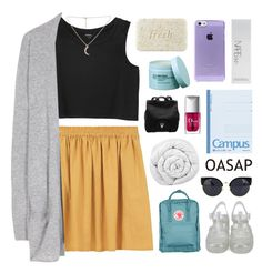 """""""campus"""" by d0ntblink ❤ liked on Polyvore"""