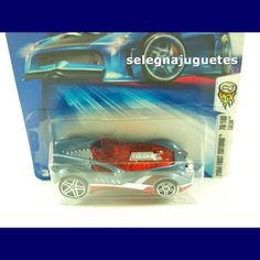 Cul8R 70-100 Tooned escala 1/64 Hot wheels