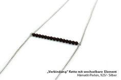 Eva Suba - Necklace As You like It (interchangable connecting element)