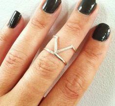Venus Knuckle Ring ♥
