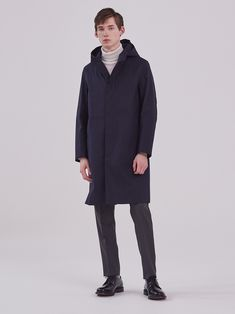 Chryston | GM-1003FD Rubber Raincoats, Street Wear, Women Wear, Normcore, Street Style, Style Inspiration, Stylish, Womens Fashion, Fashion Design