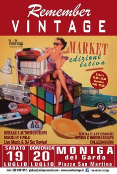 Remember Vintage a Moniga del Garda @gardaconcierge
