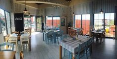 Hemingway Fish Restaurant , desinged by Laura Ashley Kosovo. @lauraashleyuk #design #interior #lauraashley #kosovo #marigona residence #prishtina