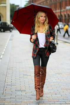 Brown Thigh High Boots, Thigh High Boots Heels, High Leather Boots, Brown Boots, Over The Knee Boots, Brown Leather, Fashion Boots, Fashion Outfits, Womens Fashion