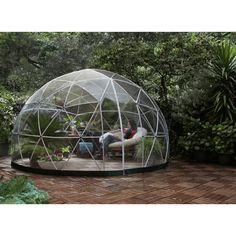 Abri de jardin Garden Igloo Hiver - 10 m² - GARDENIGLOO_HIVER - Jardin piscine