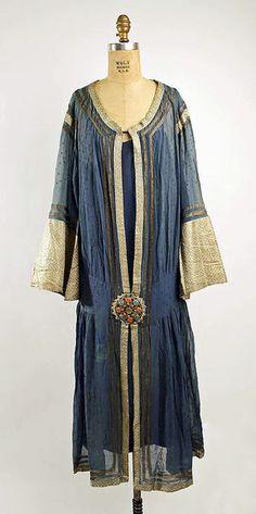 Dress  1923-1927  The Metropolitan Museum of Art