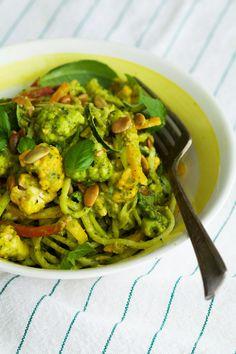 Golubka: Lemongrass Mango Curry with Toasted Pumpkin Seeds