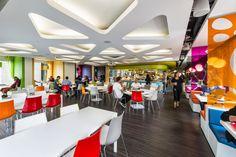 Galería de Google Campus Dublin / Camenzind Evolution + Henry J. Lyons…