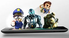 We break down some of the all-time best games for Android.