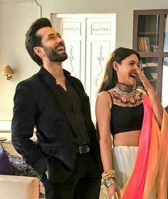 Classy Couple, Beautiful Couple, Anika Dresses In Ishqbaaz, Indian Dresses, Indian Outfits, Anika Ishqbaaz, Cute Celebrities, Celebs, Nakul Mehta