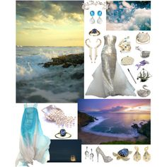 """Teleri - The Sea Elves"" by domes-and-towers on Polyvore"