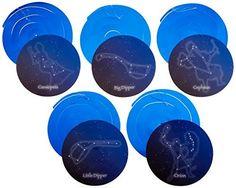 Constellation Whirls (5/Pkg)