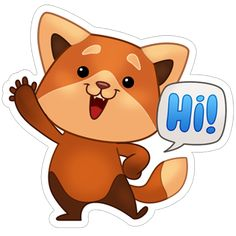 Freddie The Fox stickers on Viber New Sticker, Wallpaper Quotes, Winnie The Pooh, Pikachu, Disney Characters, Fictional Characters, Fox, Stickers, Illustration