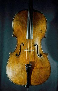 Guarneri 1712 Cello.