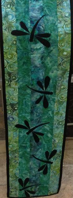 Summer Dragonflies - Table Runner