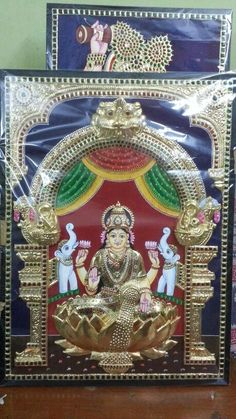 my tanjore painting