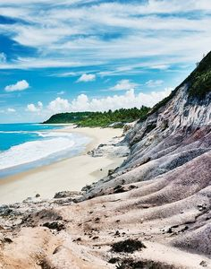The drive from Trancoso takes about an hour—the going is slow due to the region's primitive roads, but is well worth the time. The water is so clear that when it's at chin height you can still look down and see your toes. - Bahia, Brazil