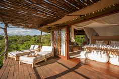 Five new luxury safari camps to visit in Africa - Vogue Living