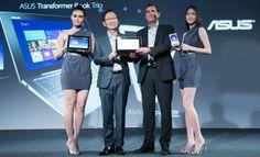 Durante la Computex 2013, ASUS presentó nuevos dispositivos con Android, como la Transformer Pad Infinity, Fonepad Note FHD 6 y MeMo Pad 7 HD.