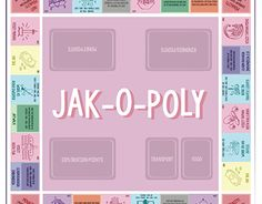 "Check out new work on my @Behance portfolio: ""JAK-O-POLY: Uniquely Jakarta Monopoly Board Game"" http://be.net/gallery/51458653/JAK-O-POLY-Uniquely-Jakarta-Monopoly-Board-Game"