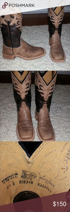 Justin Women Western boots Women western boots size 6.5 Justin Boots Shoes
