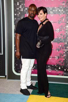 Pin for Later: Le Clan Kardashian-Jenner a Pris D'assaut le Tapis Rouge des MTV VMAs