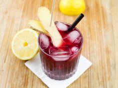 Recept: Zomercocktail Arabian Summer (alcoholvrij) - Via DaWanda recepten