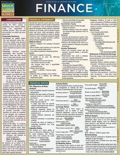 Cost Accounting Laminated Reference Guide - BarCharts Publishing Inc makers of QuickStudy Small Business Quotes, Small Business Start Up, Business Tips, Business Marketing, Financial Ratio, Financial Planning, Financial Assistance, Time Value Of Money, Cost Of Capital