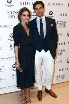 Olivia Palermo talks about wedding #2 (and carbs!)