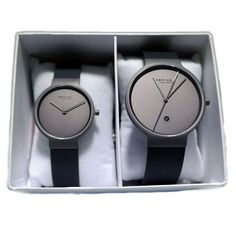 BERING MAX RENE His and Hers Watches Gift Set, MRGS11